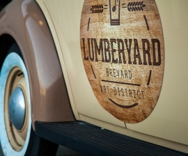 Brevard LumberYard Venue