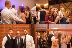 Brevard LumberYard Wedding