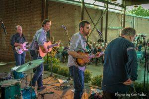 Concert at Brevard Lumberyard