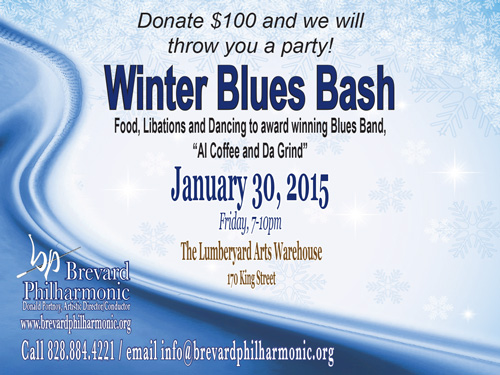 Winter Blues Bash