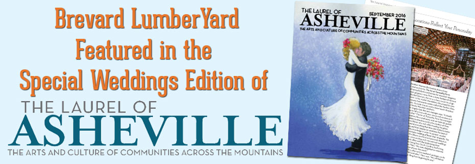 BLY featured in The laurel of Asheville