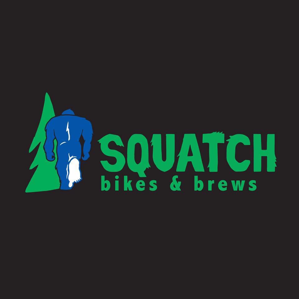 Squatch Bikes logo